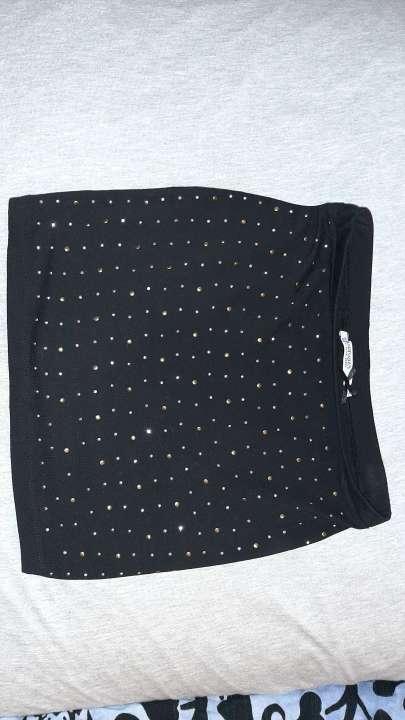 Imagen producto Falda negra 1