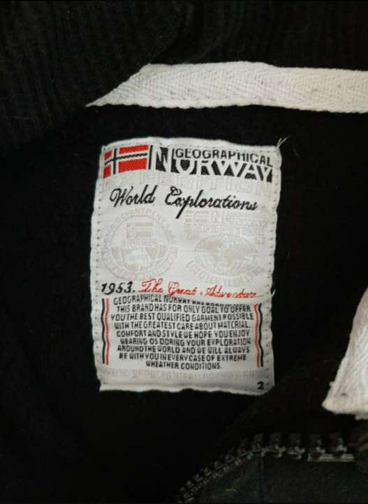 Imagen producto Sudadera geographical norway 2