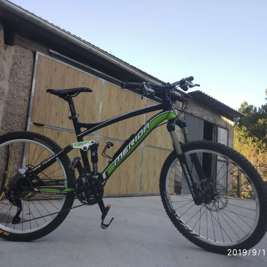 Imagen producto Vendo bici de enduro 2