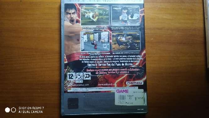 Imagen producto Vendo videojuego para ps2 2