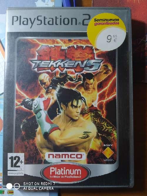 Imagen Vendo videojuego para ps2