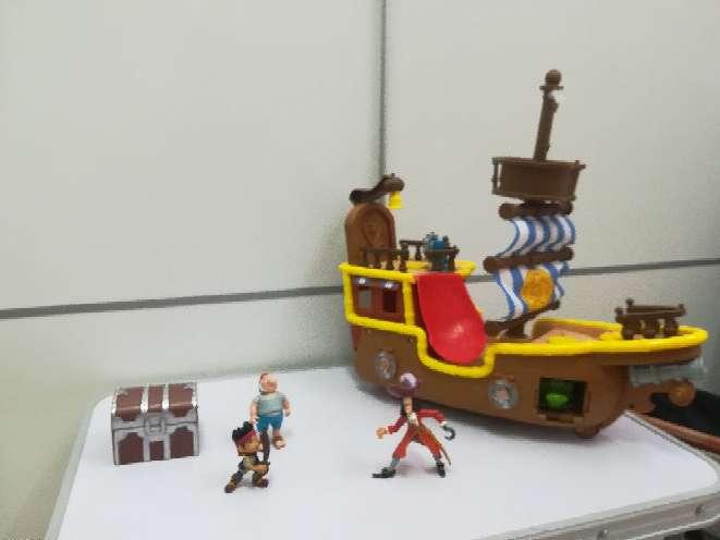 Imagen Barco pirata de Jake el pirata