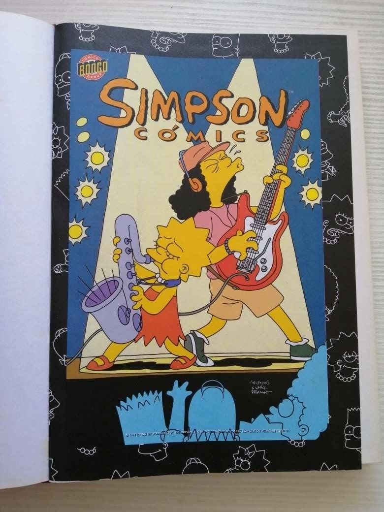 Imagen producto Cómic Super Simpson 2