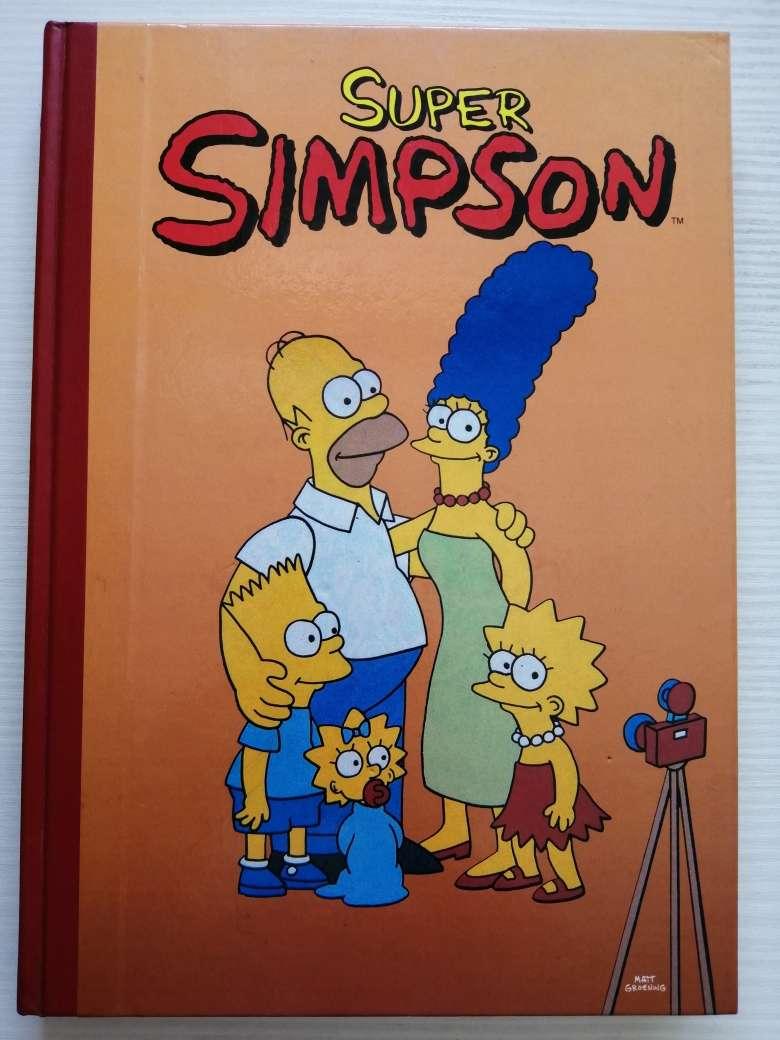 Imagen producto Cómic Super Simpson 1