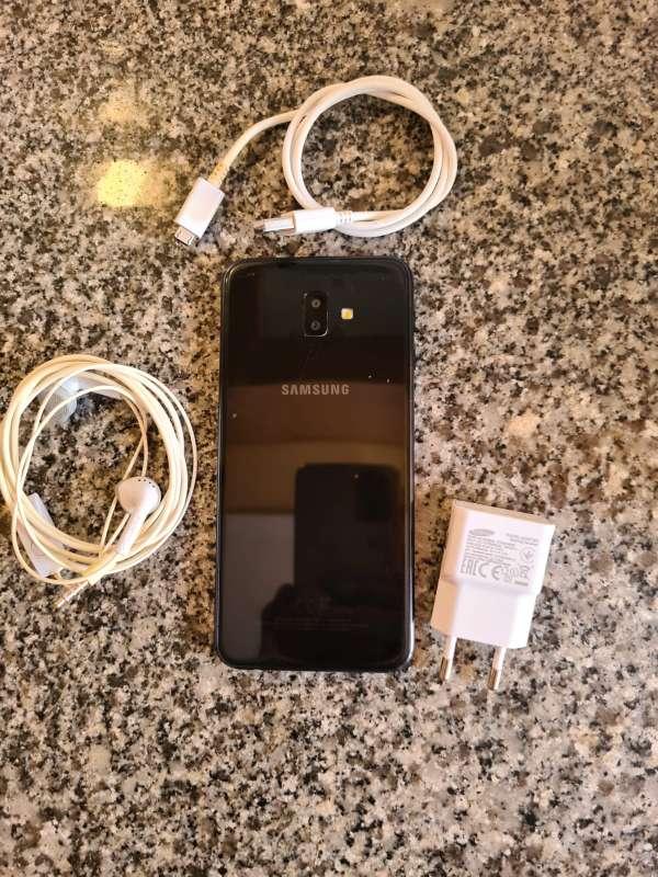 Imagen Samsung Galaxy J6 PLUS .6 pulgadas