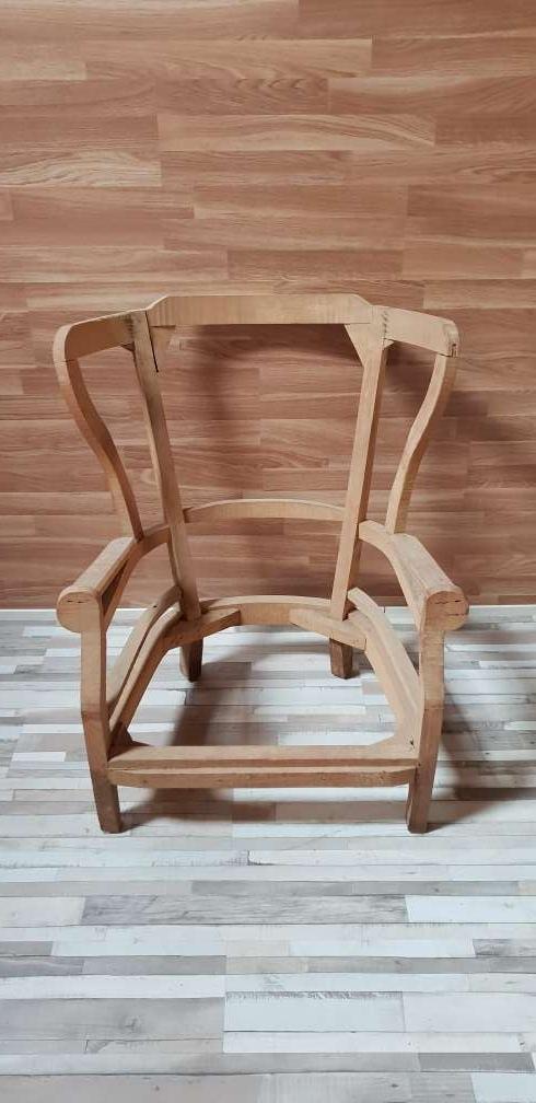 Imagen Estructura butaca madera para tapizar