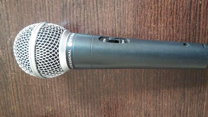 Imagen producto Se vende combo microfono tripode para el microfono cable y anti pop 2