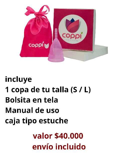 Imagen producto Copa menstrual 1