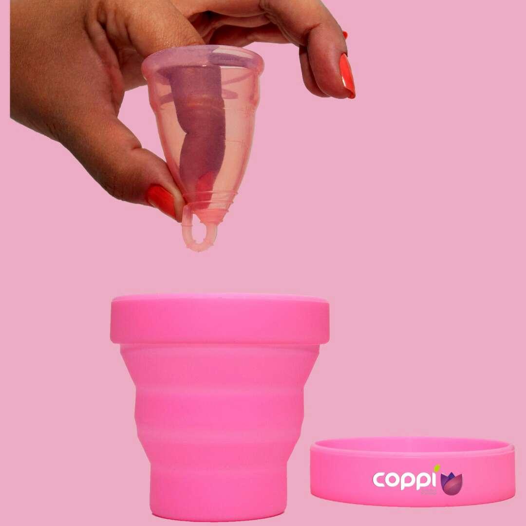 Imagen producto Copa menstrual 3