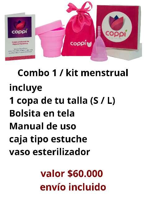 Imagen kit copa menstrual