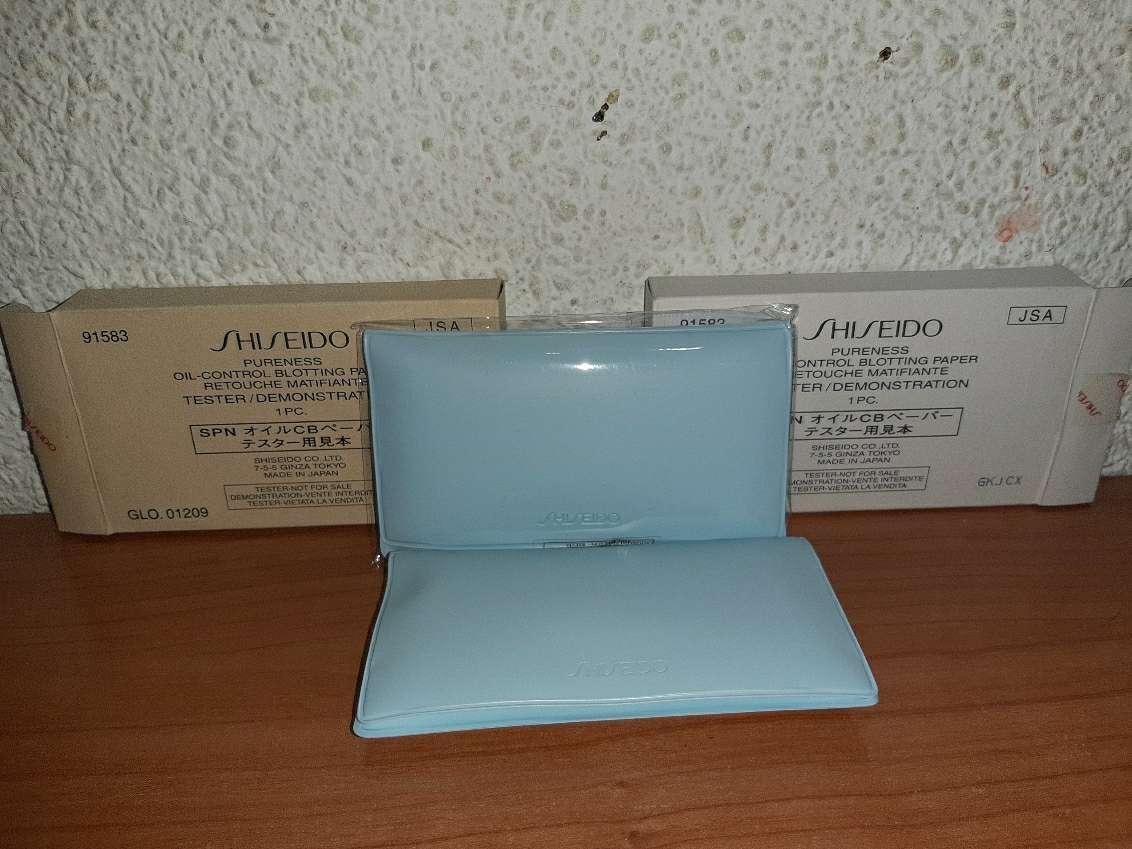 Imagen Papeles absorventes del exceso de grasa marca Shiseido