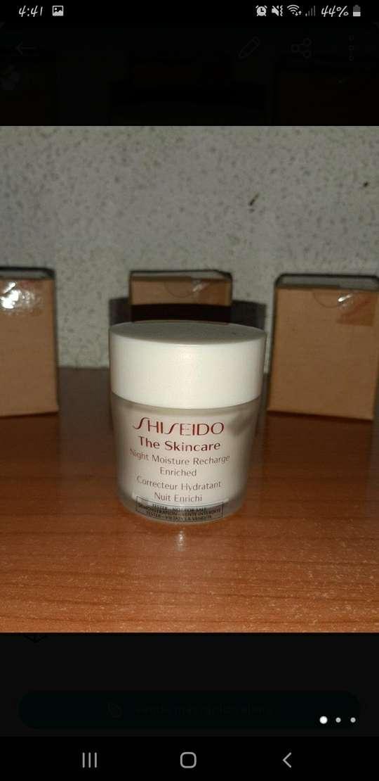 Imagen Crema revitalizante de noche marca Shiseido