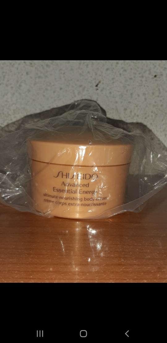 Imagen Crema corporal marca Shiseido