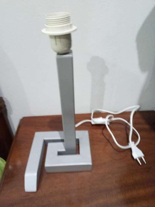 Imagen lamparita fabricación artesanal