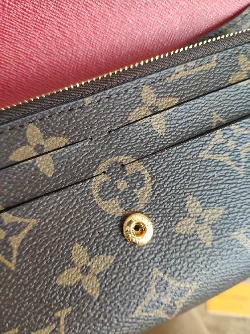 Imagen producto Cartera Émilie Louis Vuitton 4