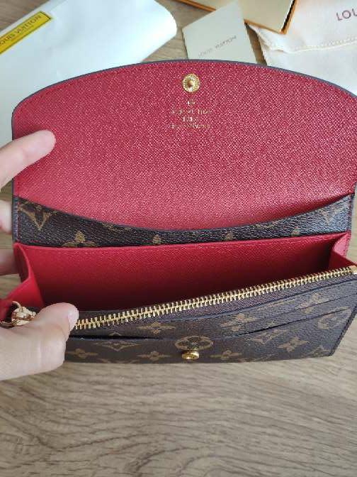Imagen producto Cartera Émilie Louis Vuitton 5
