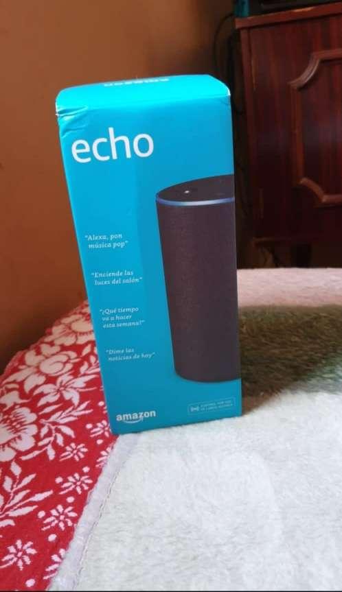 Imagen Vendo Amazon Echo