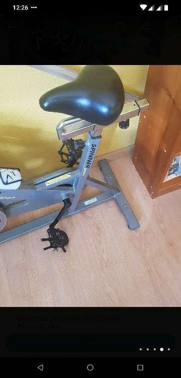 Imagen producto Bicicleta estatica de spining 4