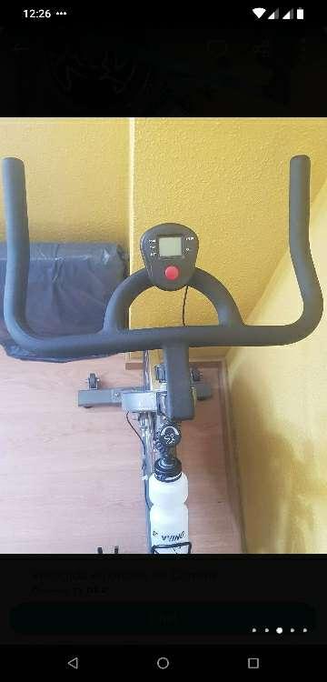 Imagen producto Bicicleta estatica de spining 2