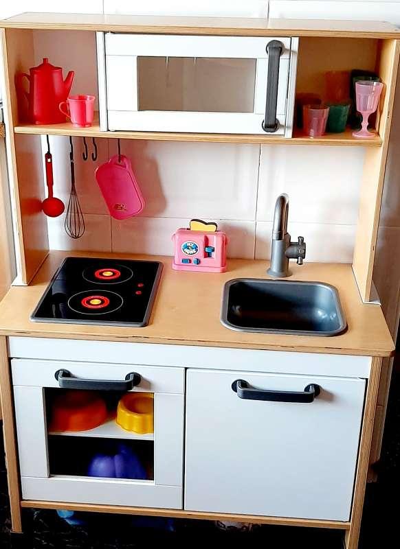 Imagen Cocina con accesorios