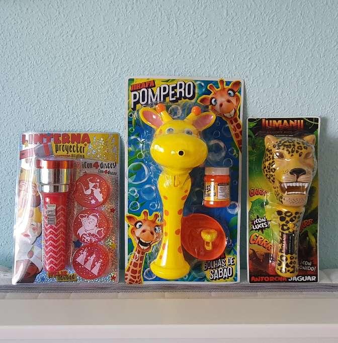 Imagen juguetes NUEVOS