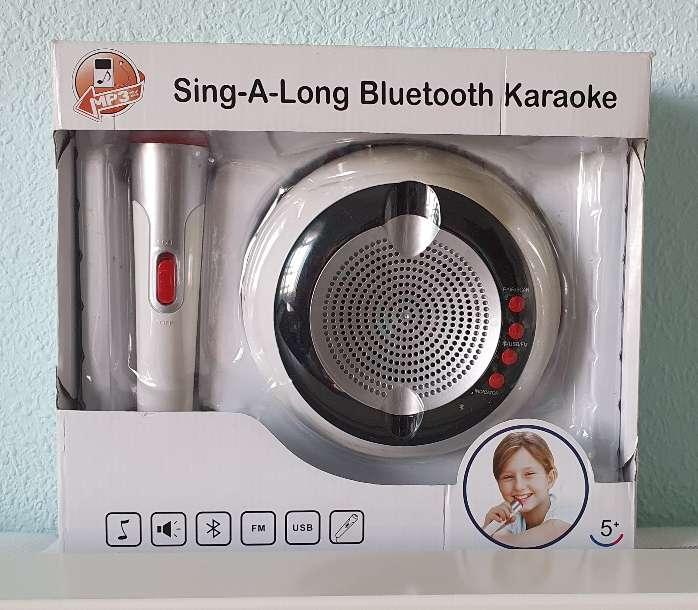 Imagen karaoke con usb, Bluetooth y radio