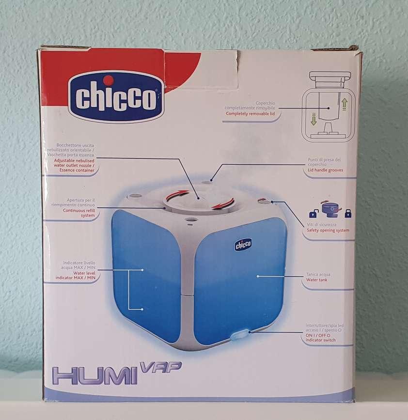 Imagen Humidificador marca CHICCO también para esencias