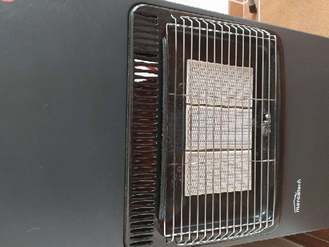 Imagen estufa de gas butano