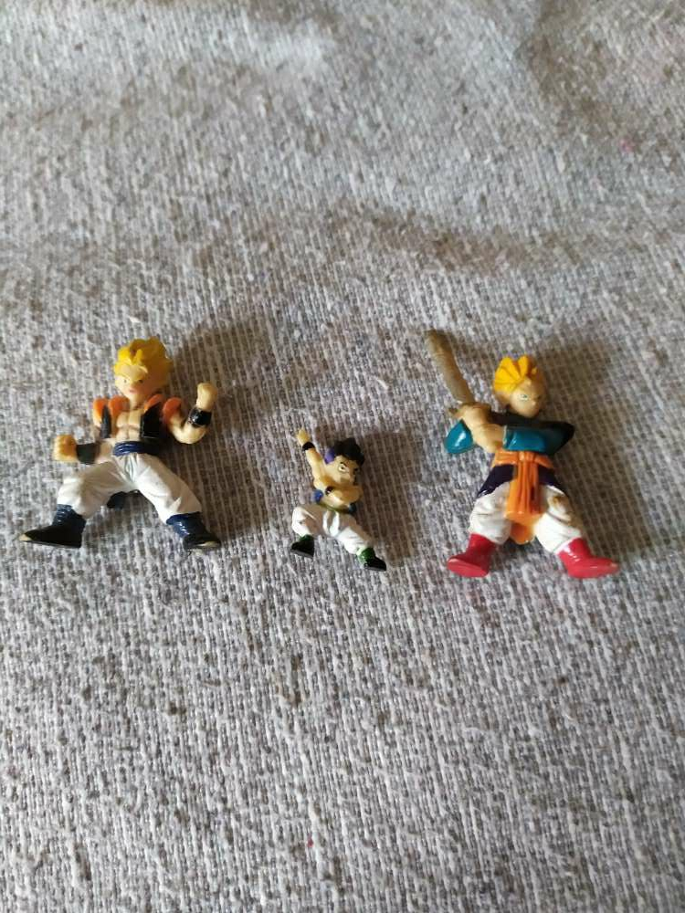 Imagen Figuras Dragon Ball Z
