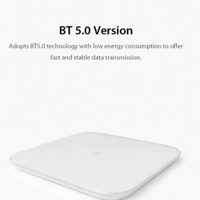 Imagen producto Bascula Pesa Xiaomi 3