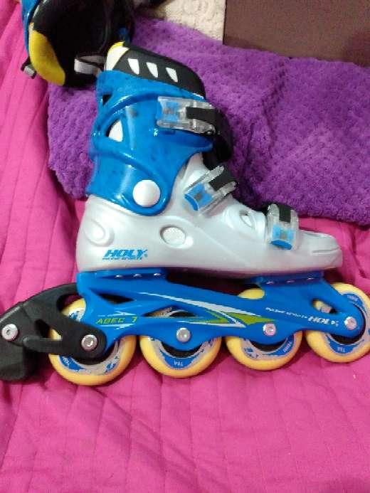 Imagen patines talla 34 unisex