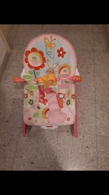 Imagen hamaca de bebe