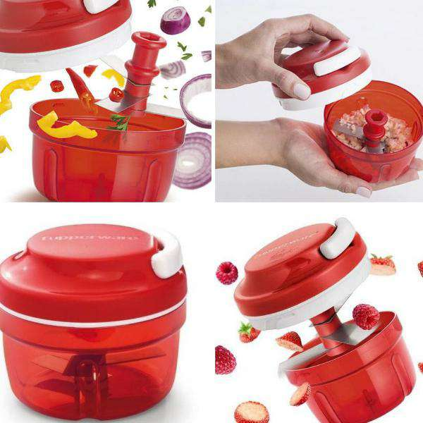 Imagen Mini turbo chef Tupperware