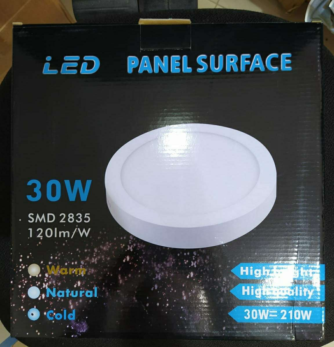 Imagen Panel surface