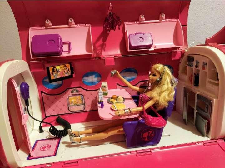 Imagen Vendo avión de la Barbie