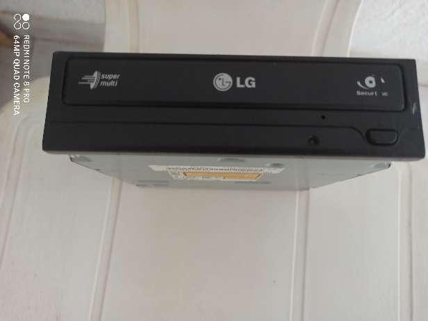 Imagen Disquetera LG en Granollers