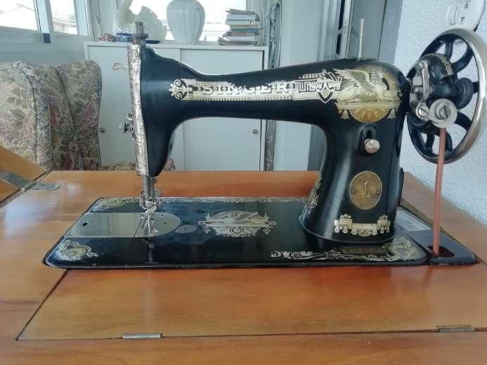 Imagen Maquina de coser SINGER