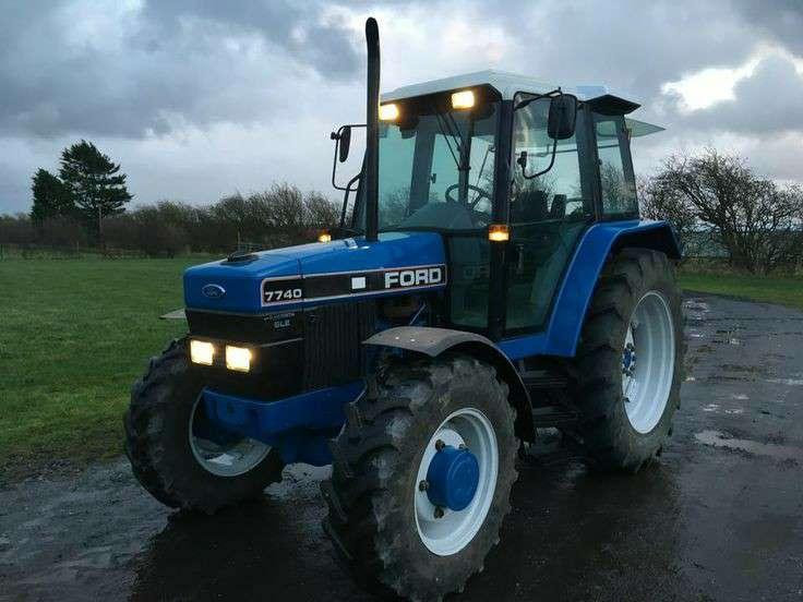 Imagen producto Compró todo tipo de MAQUINARIA tractores  4