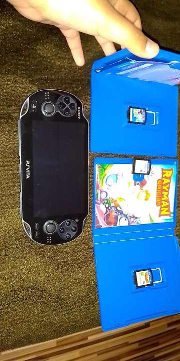 Imagen producto PSP Vita 3 spiele 6