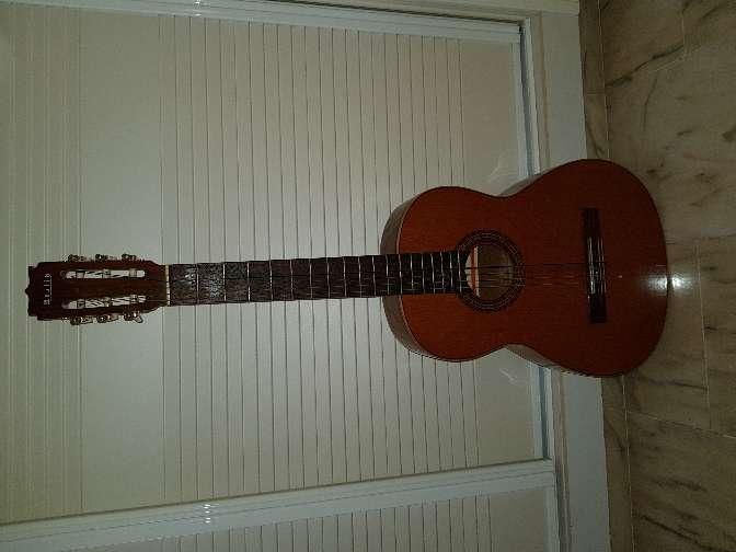Imagen Guitarra Clásica Modelo Adalid
