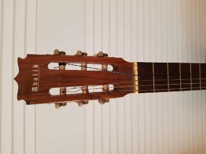Imagen producto Guitarra Clásica Modelo Adalid  4