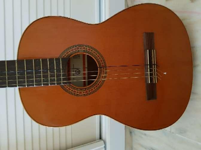 Imagen producto Guitarra Clásica Modelo Adalid  3