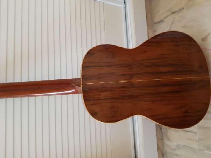 Imagen producto Guitarra Clásica Modelo Adalid  5