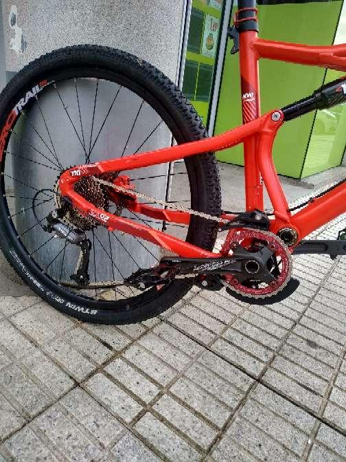 Imagen bicicleta 27'5 btwin