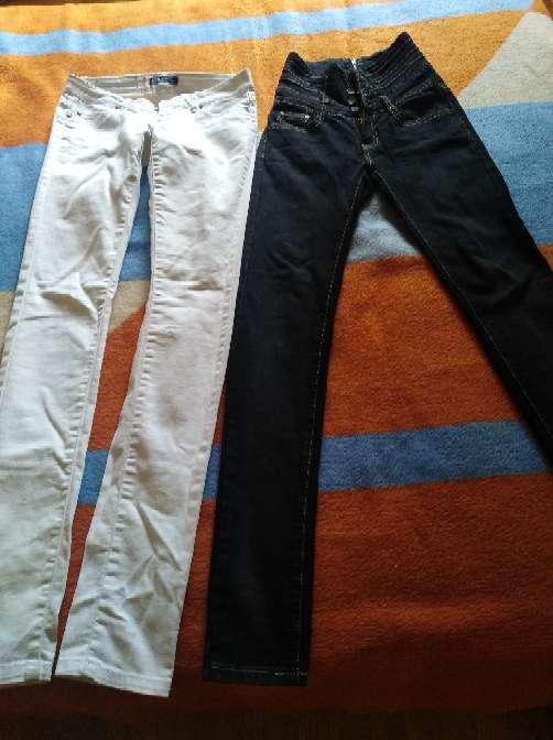Imagen Pantalones vale para 34 y 36 con poca cadera