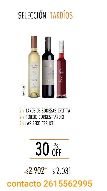 Imagen Promociones de cajas de vinos!