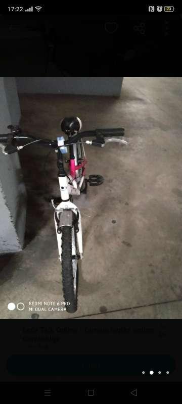 Imagen producto Bicicleta de niña 4