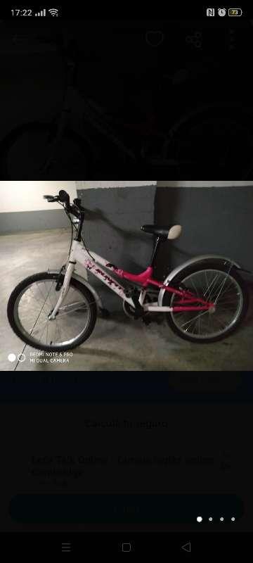 Imagen Bicicleta de niña