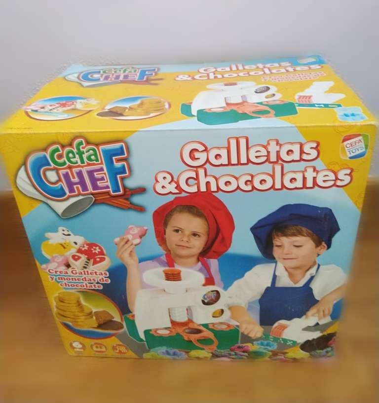 Imagen Galletas y Chocolates (Cefa chef)