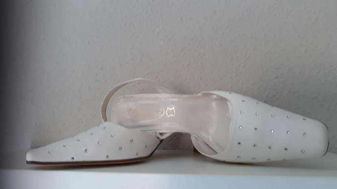 Imagen Zapatos Novia N.38 SemiNuevos